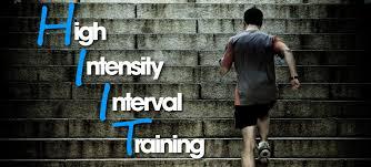 اختصار لعدد 4 كلمات High Intensity Interval Training