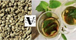الشاي الأخضر أم القهوة الخضراء للتخسيس