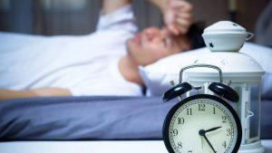 الأرق من اعراض الدخول في الكيتو