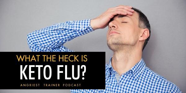ما هي اعراض انفلونزا الكيتو دايت