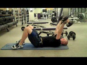 Supine hammer strength press