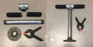 استخدام المواسير الحديدية كبديل للكاتل بيل
