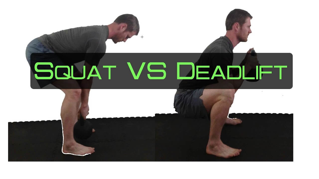 deadlift vs squat