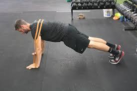 زيادة صوبة التمرين باستخدام أحبال المقاومة