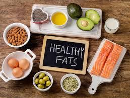 حساب كمية الدهون في نظام غذائي صحي للتنحيف